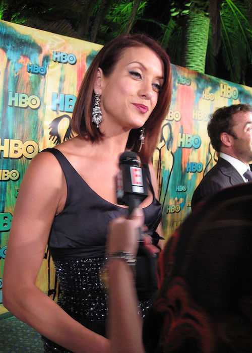 Kate Walsh at HBO Post Emmys Party in 2008