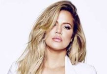 Khloe Kardashian in a photoshoot for Yahoo Style in 2015