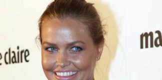 Lara Bingle Healthy Celeb