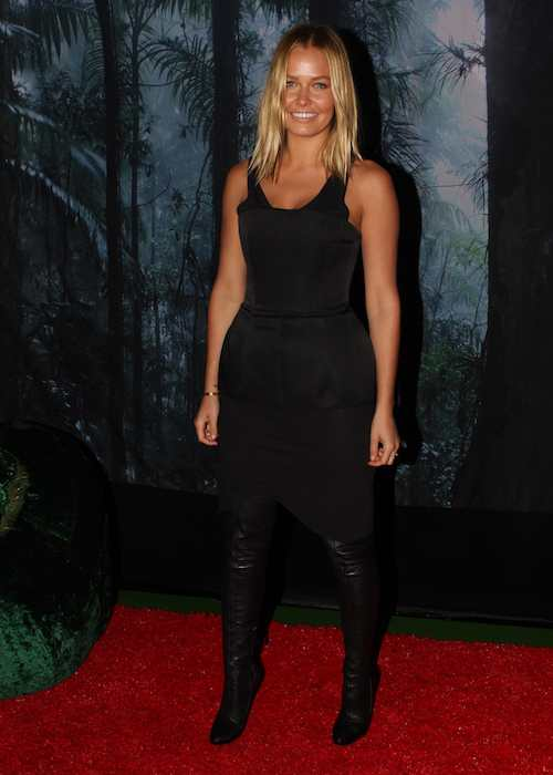 Lara Bingle at Ovo Opening Night in September 2012
