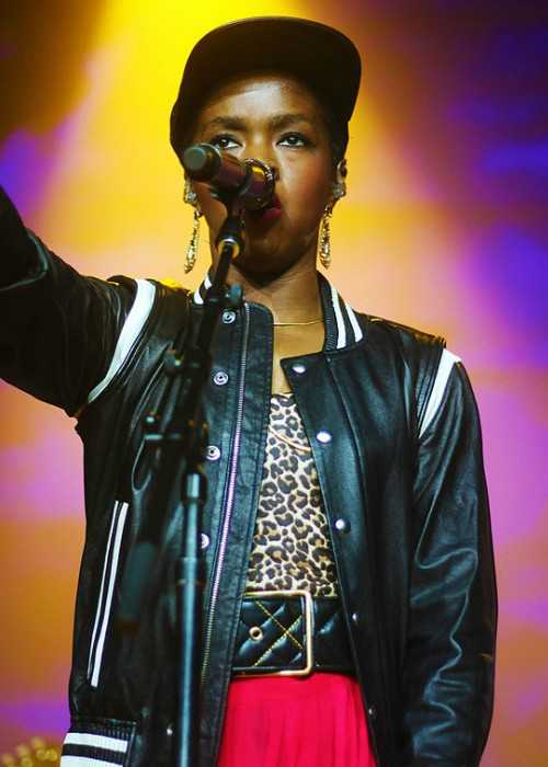 Lauryn Hill at the 2014 Sound Academy in Toronto