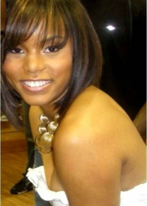 LeToya Luckett as seen in May 2009