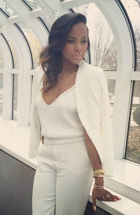 LeToya Luckett at Centric's Sip & Share in March 2015