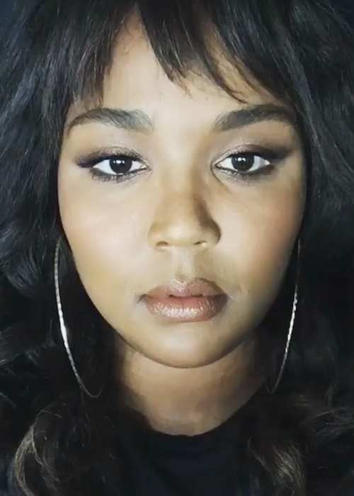 Lizzo in an Instagram video in August 2017