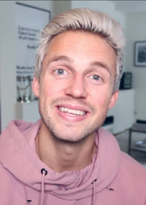 Marcus Butler as seen in December 2016