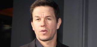 Mark Wahlberg at Contraband movie premiere in Sydney, Australia in 2012