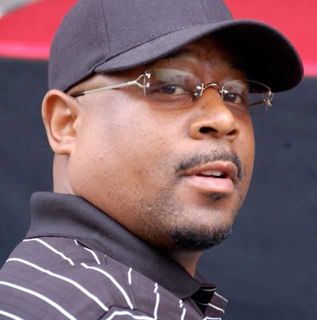 Martin Lawrence at Hollywood Walk of Fame ceremony where Jerry Bruckheimer received a star in June 2013