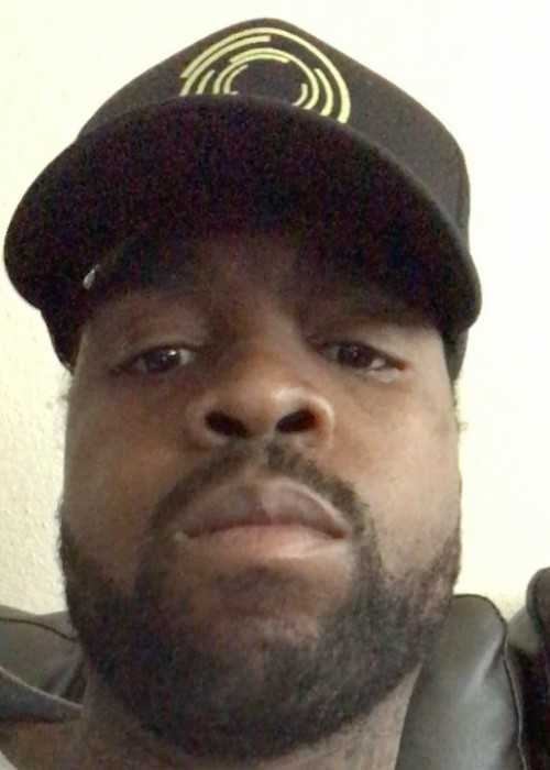 Mike Jones in a Selfie in November 2016