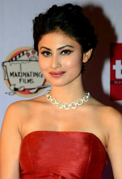 Mouni Roy at Television Style Awards in March 2016