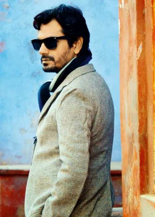 Nawazuddin Siddiqui as seen in June 2017