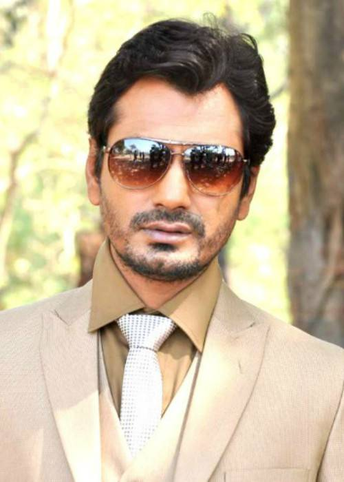 Nawazuddin Siddiqui as seen in October 2014