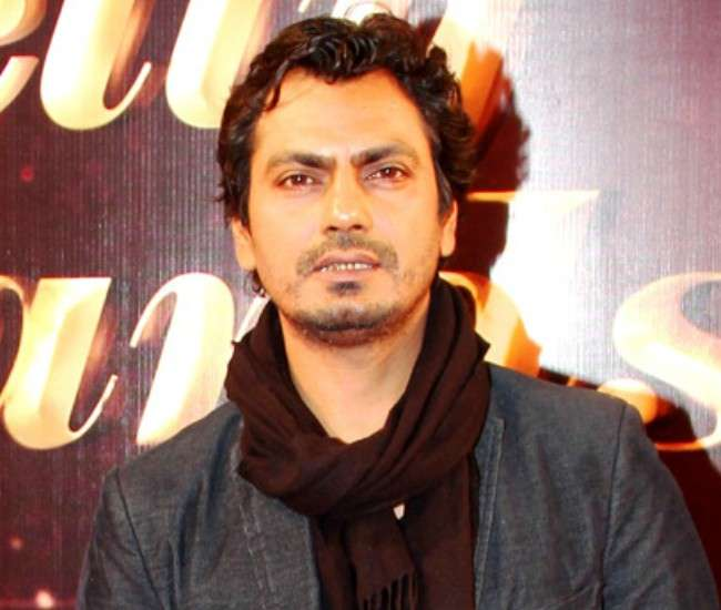 Nawazuddin Siddiqui at the 13th Indian Telly Awards in October 2014