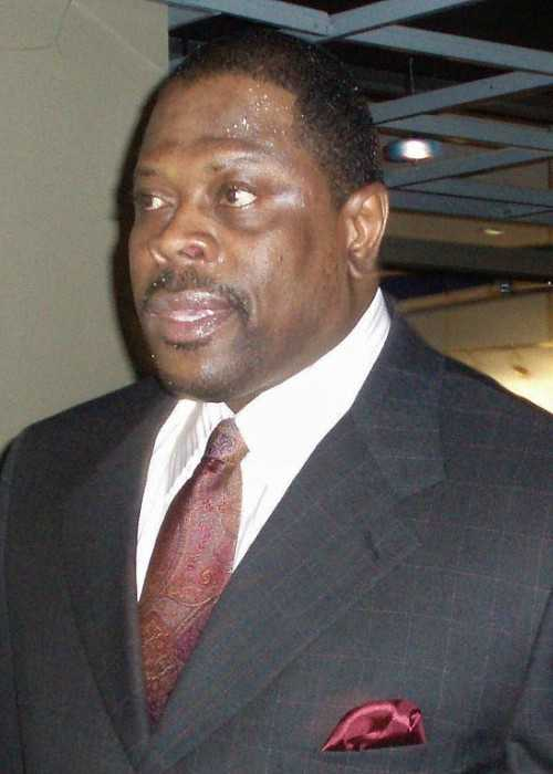 Patrick Ewing as an Assistant Coach of the Orlando Magic