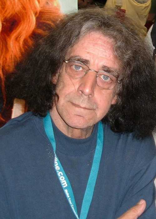 Peter Mayhew at the WonderCon in 2007