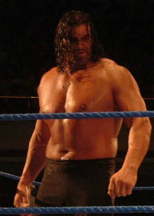 Professional Wrestler The Great Khali as seen in June 2007