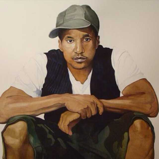 Q-Tip fan art published on Instagram in October 2013