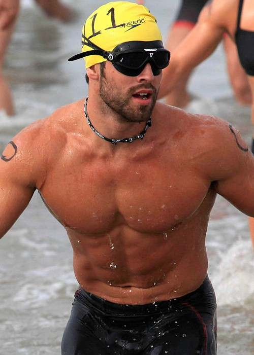Rich Froning Jr. during the 2012 Reebok CrossFit Games
