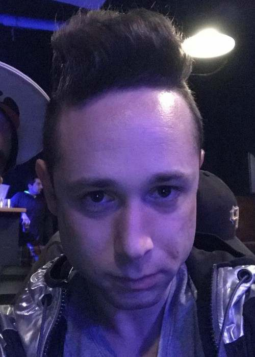 Rucka Rucka Ali in an Instagram selfie as seen in November 2017