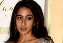 Sara Ali Khan Healthy Celeb