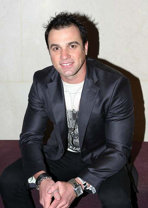 Shannon Noll as seen in July 2011