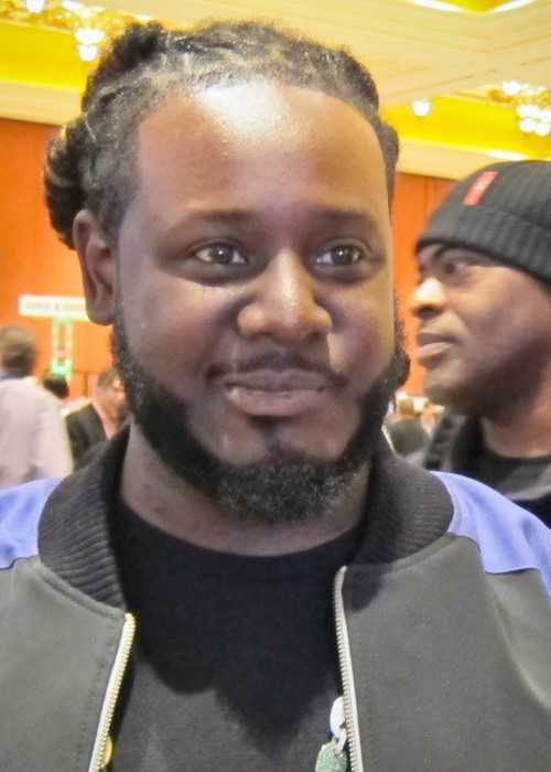 T-Pain at the 2011 Consumer Electronics Show