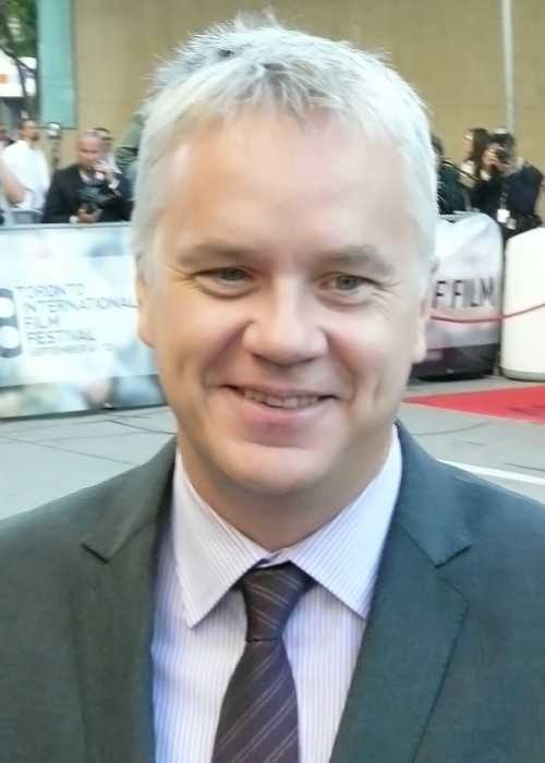 Tim Robbins at The Lucky Ones Premiere During the 2008 Toronto International Film Festival