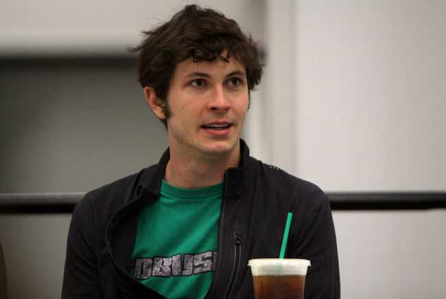 Toby Turner during VidCon 2012 at Anaheim Convention Center