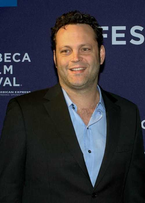 Vince Vaughn at the 2010 Tribeca Film Festival