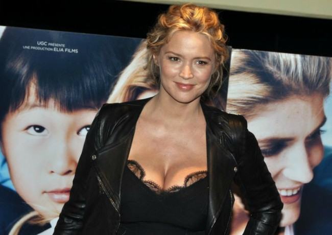 Virginie Efira as seen in January 2013