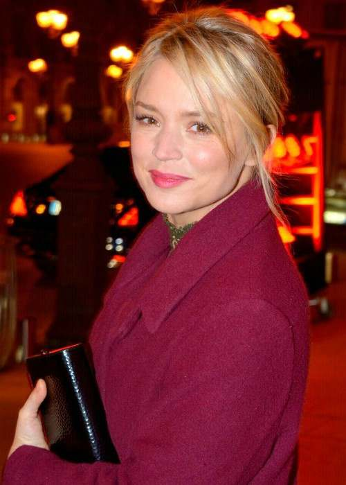 Virginie Efira as seen in January 2017