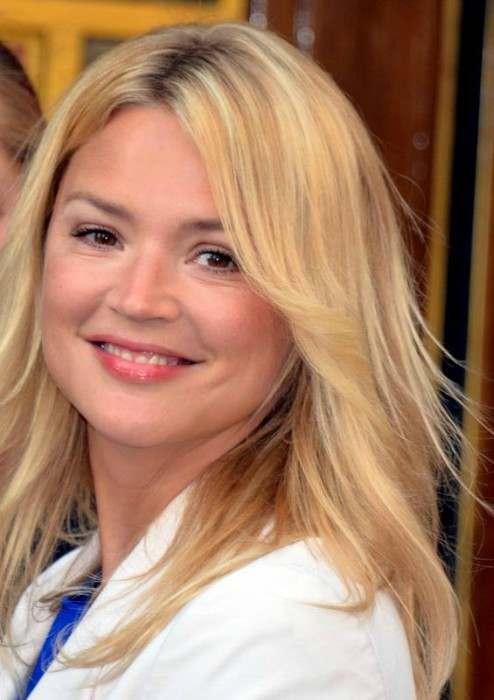 Virginie Efira as seen in June 2014