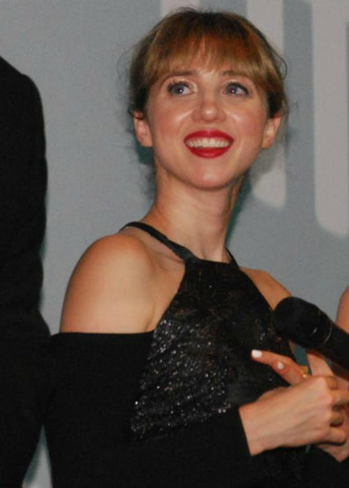 Zoe Kazan as seen in September 2013