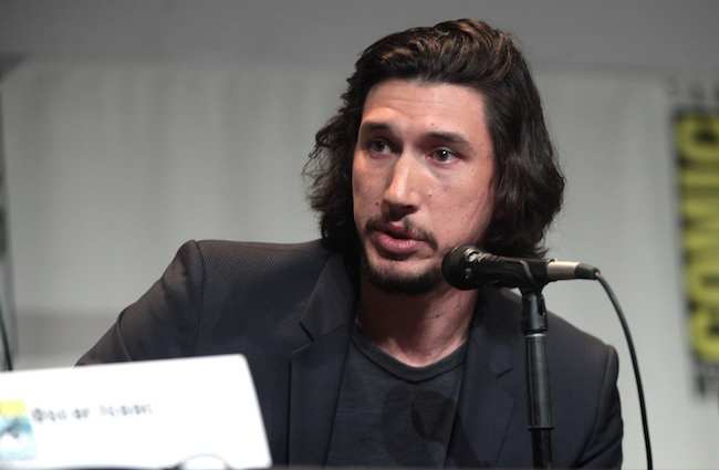Adam Driver at the 2015 San Diego Comic-Con International