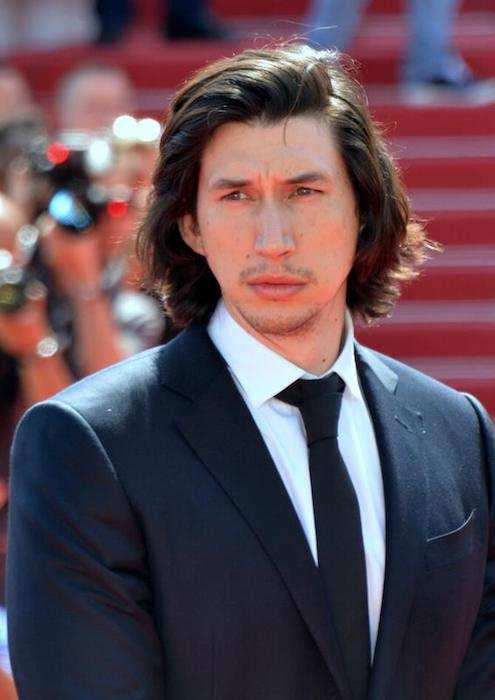 Adam Driver at the Cannes Film Festival 2016