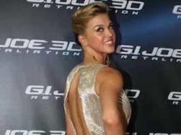 Adrianne Palicki Healthy Celeb