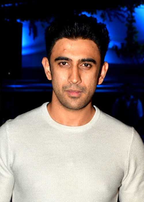 Amit Sadh at the launch of 'Manasi The Ideal Woman' album in 2016
