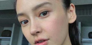 Angelababy Healthy Celeb