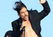 Anthony Kiedis Healthy Celeb
