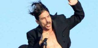 Anthony Kiedis Healthy Celeb
