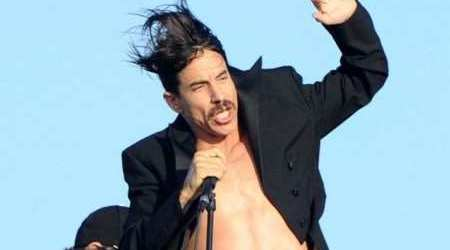 Anthony Kiedis Height, Weight, Age, Body Statistics
