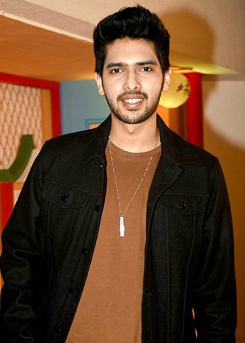 Armaan Malik at Diwali bash of Sachiin J Joshi in October 2016