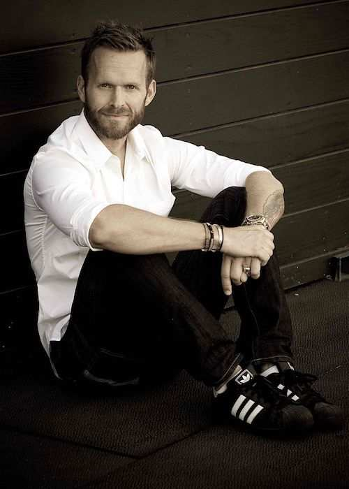 Bob Harper during a photoshoot