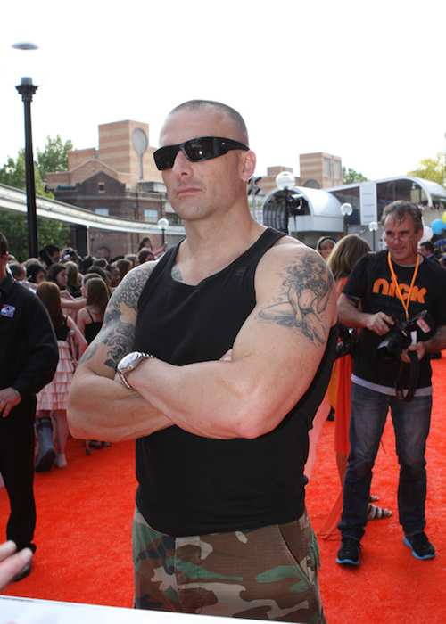 Commando Steve Willis at Nickelodeon Australian Kids' Choice Awards 2011
