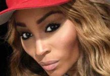 Cynthia Bailey Healthy Celeb