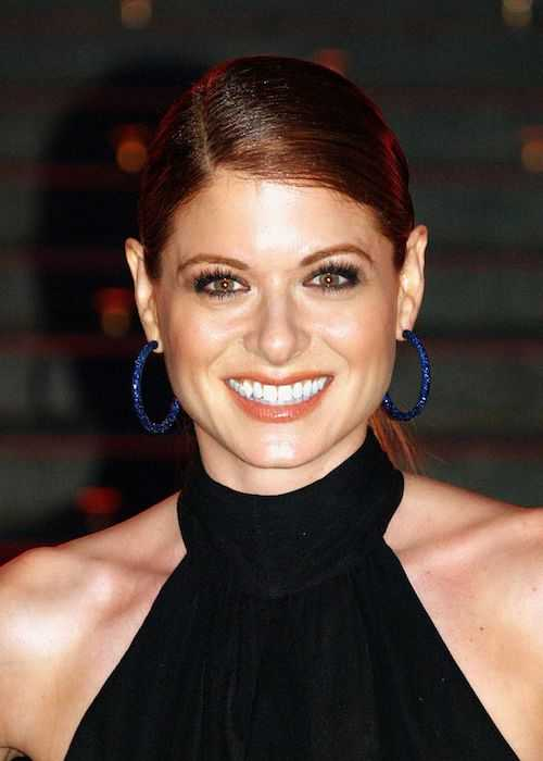 Debra Messing during the 2009 Tribeca Film Festival