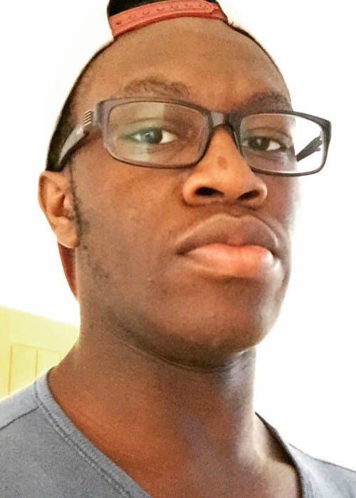 Deji Olatunji in an Instagram selfie in July 2015