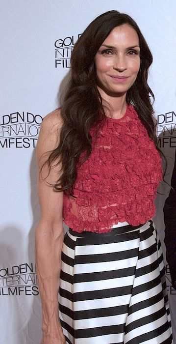 Famke Janssen at Golden Door International Film Fest 2015