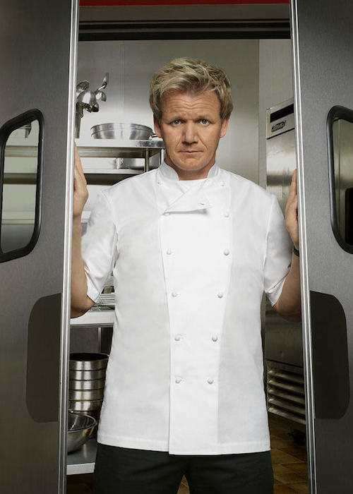 Gordon Ramsay Healthy Celeb