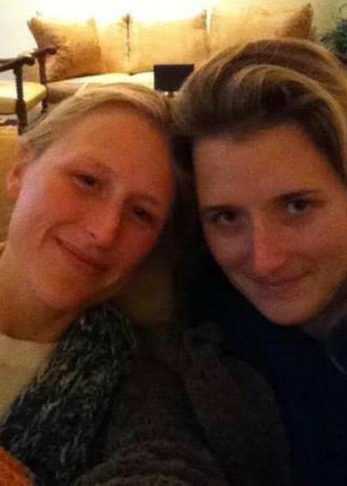 Grace Gummer (Right) as seen in January 2016