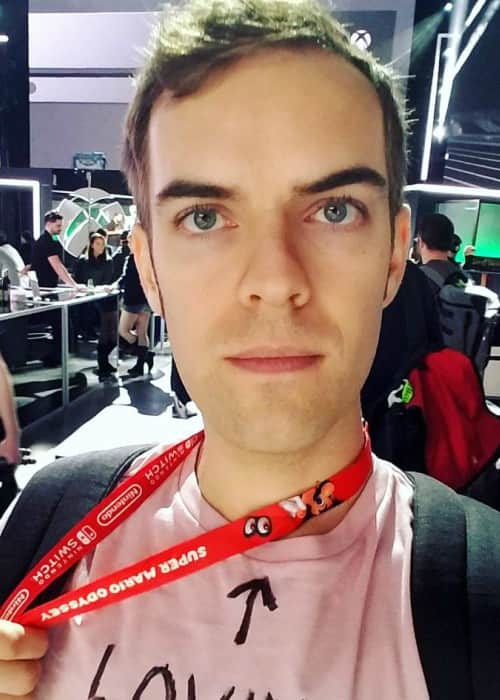 Jack Douglass in an Instagram selfie as seen in June 2017